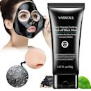 """<p>More than 1,800 customers have reviewed this <span>Vassoul Blackhead Remover Mask</span> ($15), and 85 percent of them give it a perfect five stars.</p> <p>""""I just used it once and the results are seen immediately,"""" a reviewer said. """"This pull-off mask really works. I can see all the blackheads pulled off. After using it my face feels clean and smooth.""""</p> <p>I will say you have to have a tough skin (literally) to use this mask - it is really intense and deeply penetrates your pores. I use it on little patches of my skin like my nose or chin for pesky black heads. The results leave my face incredibly clear for days.</p>"""