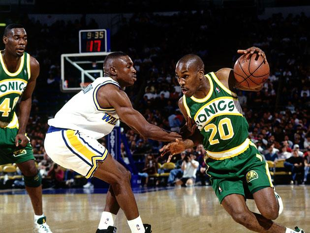 detailed look 7783e af9d7 Gary Payton, according to reports, has been elected to the ...
