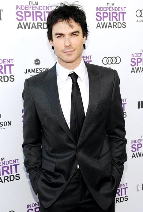 Ian Somerhalder Auctioning Off a Lunch Date for Charity