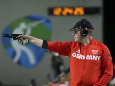 ISSF New Delhi Shooting World Cup 2019: Organisers to reimburse all expenses of men's 25m rapid fire pistol event medallists