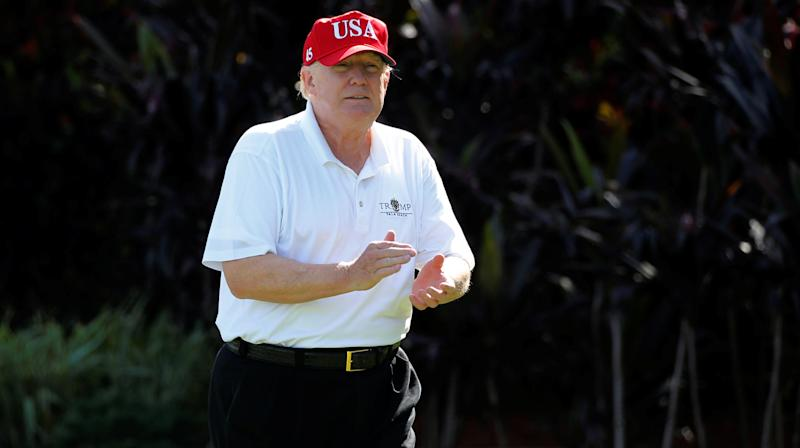 Trump Golf Club Agrees To Pay $5.45 Million To Settle Lawsuit By Angry Members