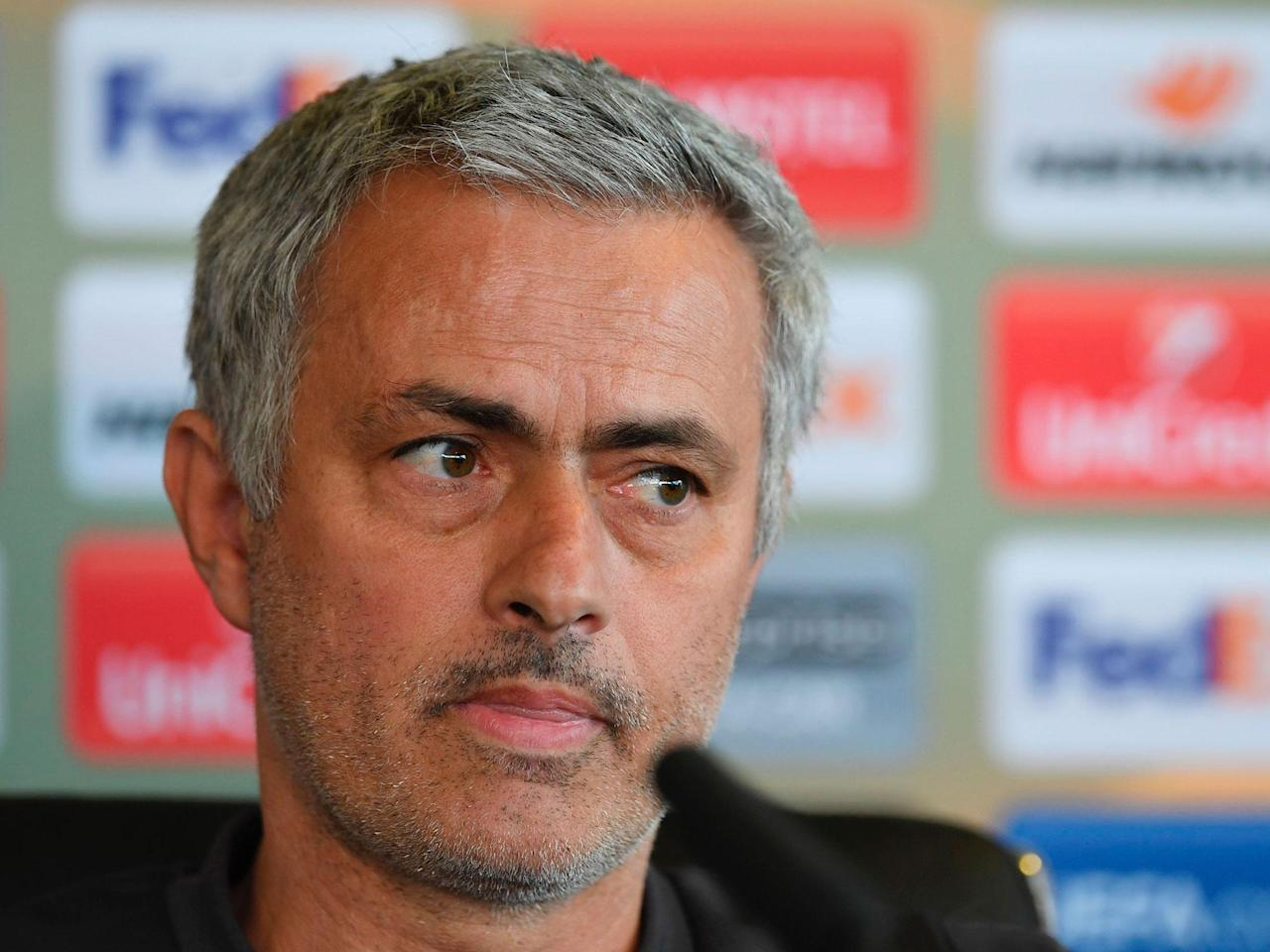 Jose Mourinho: Europa League final would be the perfect end to the season for Manchester United