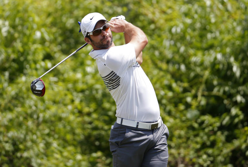 Paul Casey shoots 27 on back nine at Nelson