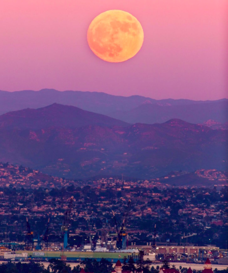 Supermoon will be a big beauty if skies clear