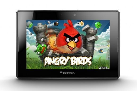 Angry Birds PlayBook