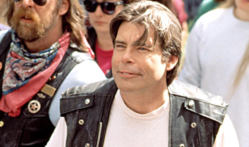 Stephen King has a small, but memorable role in 'The Stand' (Photo: ABC/Courtesy: Everett Collection.)