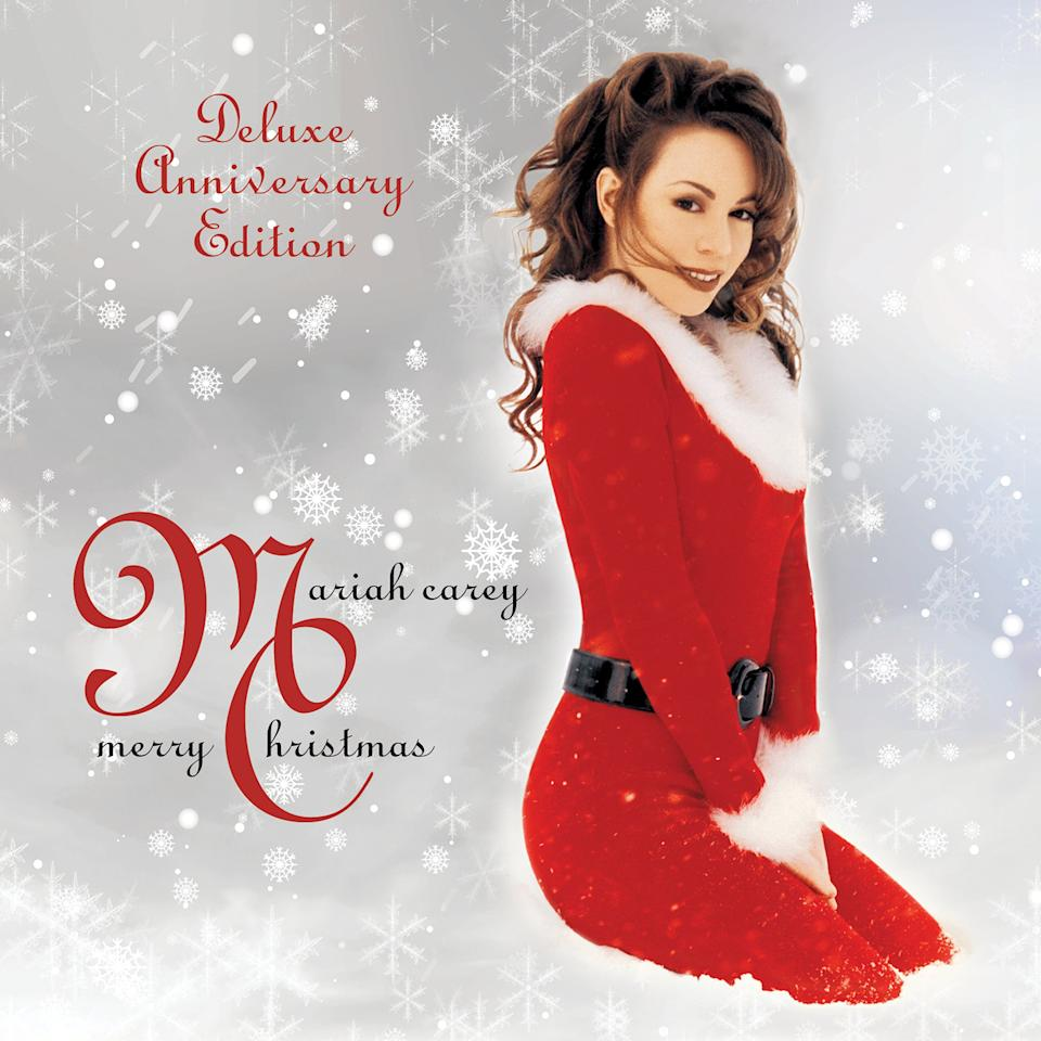 """<a href=""""https://people.com/celebrity/mariah-carey-holiday-gift-guide-amazon/"""">Mariah Carey</a> has released a deluxe anniversary edition of her classic 1994 album, <a href=""""https://people.com/music/mariah-carey-merry-christmas-25th-anniversary-holiday-tour/""""><i>Merry Christmas</i></a>, to commemorate 25 years since the original's release!  The two-disc set includes tunes from her live performance at The Cathedral of St. John the Divine in December 1994 in New York City. The set also includes never before released recordings of """"Silent Night,"""" """"Joy to the World,"""" and """"Jesus Born on This Day.""""  It's available on <a href=""""https://www.amazon.com/Merry-Christmas-Deluxe-Anniversary-Mariah/dp/B07XW6RCD1/ref=sr_1_1?ie=UTF8&camp=1789&creative=9325&linkCode=as2&creativeASIN=B07XW6RCD1&tag=people0d0-20&ascsubtag=30ac6084e7493aa6a5c75a64646d566f"""" target=""""_blank"""" rel=""""nofollow"""">Amazon</a>for $11.99."""