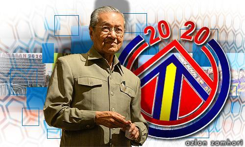 The impossible dream: How and why Mahathir's Vision 2020 failed