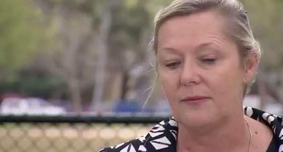 Donna Lane is still saddened by her son's death. Source: 7 News