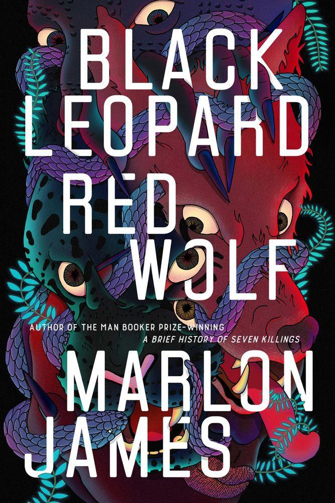 First look at Marlon James' novel Black Leopard, Red Wolf