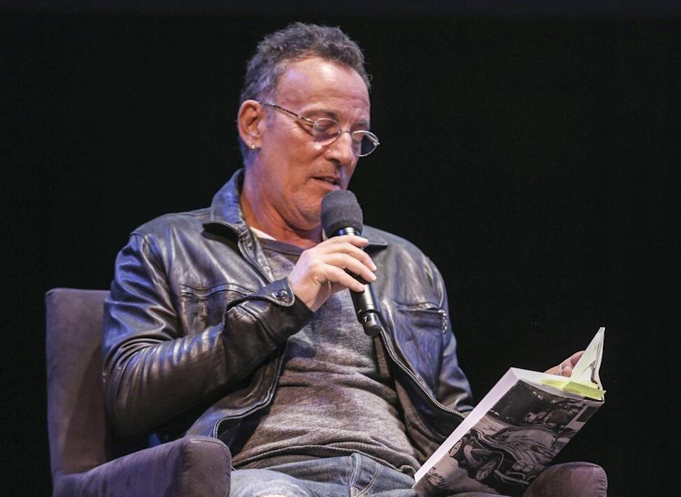 Bruce Springsteen campaigned for Joe Biden and has pushed back against politicians, from Ronald Reagan to Donald Trump, using his music at rallies. Photo: Getty Images