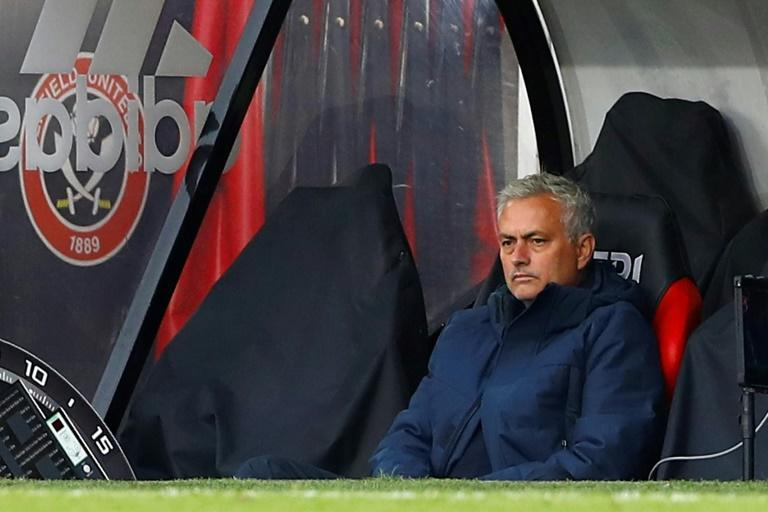 "Tottenham boss Jose Mourinho is ""waiting"" to take revenge on Arsenal next weekend"