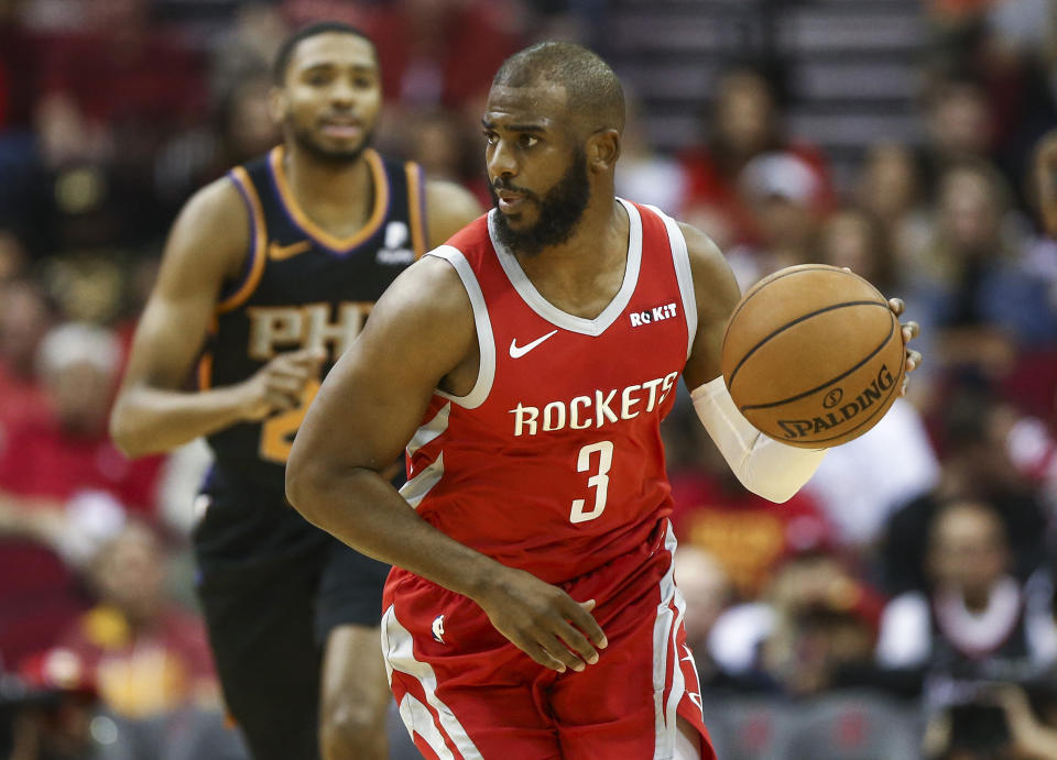 Is Chris Paul to the Heat an inevitability? (Reuters)