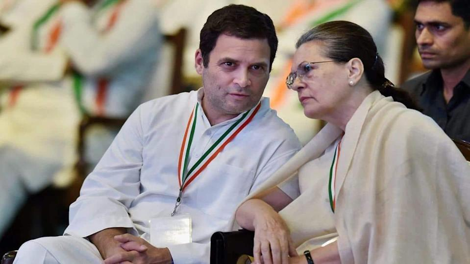 After meeting with rebels, Congress begins reshuffle in 4 states