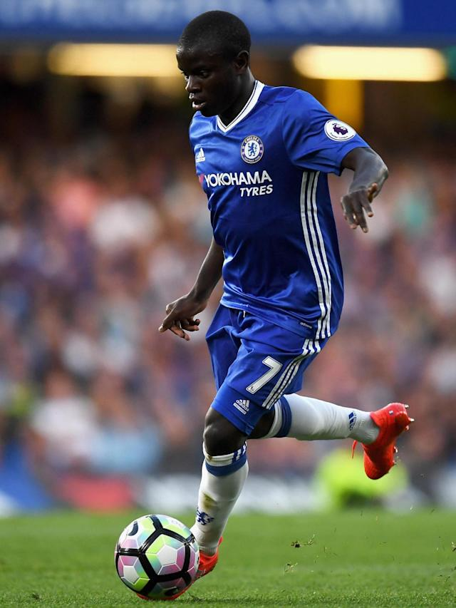 Kante has impressed in his first season at Chelsea (Getty)