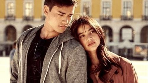 Anne in 'Just A Stranger' in 2019 with Marco Gumabao