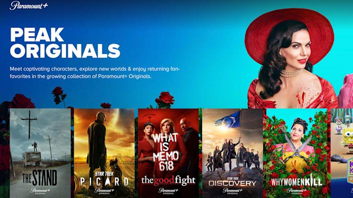 Get two months of Paramount+ in this early Prime Day deal for just $1.98—a savings of $18.