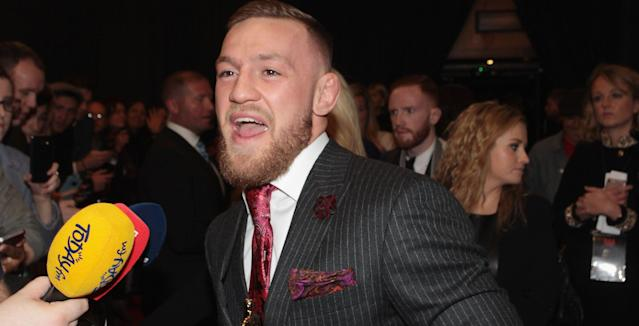 Will we see ever Conor McGregor in the UFC again? (Getty)