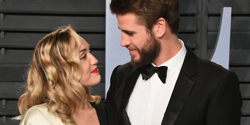 Miley Cyrus Drops A Few Bombshells About Her Marriage To Liam Hemsworth