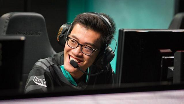 WildTurtle as a member of the 2016 Immortals roster (Jeremy Wacker)