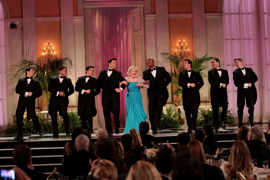 """""""Betty White's 90th Birthday: A Tribute to America's Golden Girl"""""""