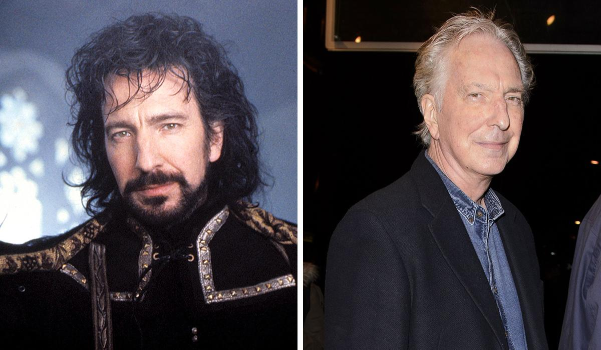 <p>One of the most indelible baddies in screen history, Rickman famously improvised some of his funniest dialogue having turned the role down twice. His distinguished screen career ran the gamut from romantic weepy 'Truly, Madly, Deeply' to 2016 sequel 'Alice Through The Looking Glass', via probably his most iconic role as Professor Snape in the 'Harry Potter' series. He sadly died of cancer aged just 69 in January 2016.</p>