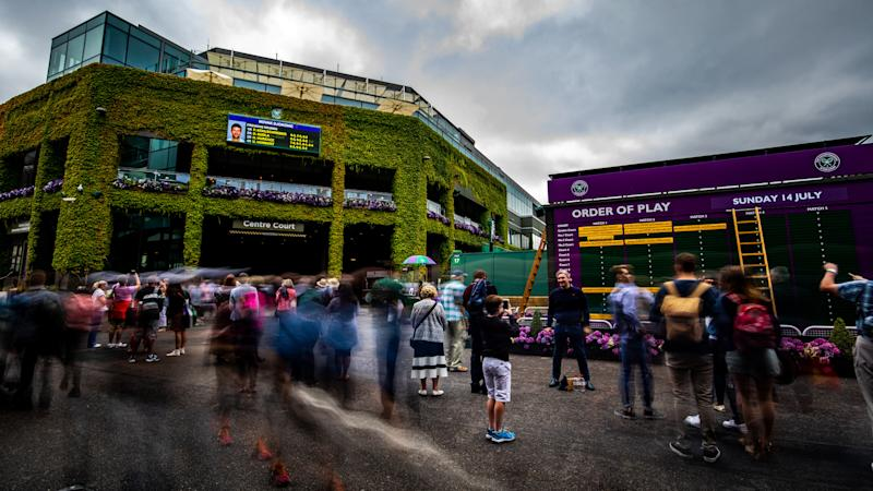 Wimbledon May Be Postponed Or Canceled Due To Coronavirus Pandemic