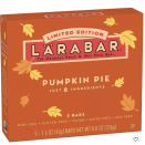 "<p><strong>Larabar</strong></p><p>target.com</p><p><strong>$5.29</strong></p><p><a href=""https://www.target.com/p/larabar-pumpkin-pie-nutrition-bar-5-count/-/A-39599918"" rel=""nofollow noopener"" target=""_blank"" data-ylk=""slk:BUY NOW"" class=""link rapid-noclick-resp"">BUY NOW</a></p><p>Another snack bar that will keep you full while you're picking pumpkins, drinking cider, and staring at leaves. Ya know...fall stuff!!</p>"