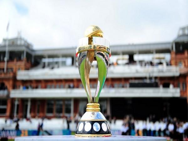 Women's World Cup Trophy (Image: Cricket World Cup's Twitter)