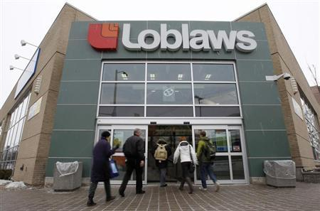 A Loblaws store is pictured in Ottawa