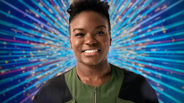 Nicola Adams will dance in Strictly's first ever same-sex pairing. (BBC)