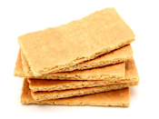<p>Although these crunchy treats are easy for younger kids to chew, they don't provide much nutrition. They contain low amounts of a variety of nutrients and provide no fiber. Instead, serve kids whole-grain crackers topped with cheese for a boost of fiber and calcium.</p>