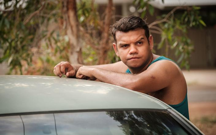 Meyne Wyatt said he too had witnessed racism when he was a series regular on Neighbours from 2014 to 2016