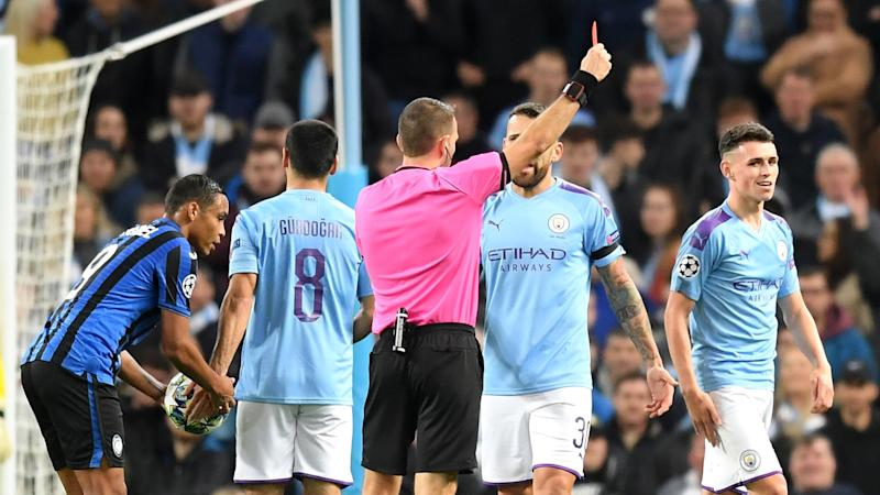 Guardiola gives Foden full backing despite Champions League red card
