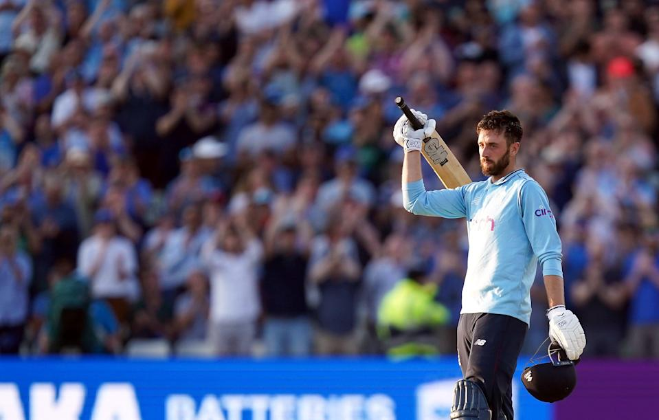 James Vince got his first England century (PA Wire)