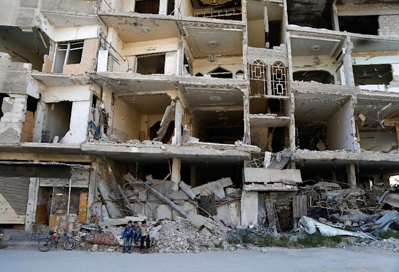 More than 320,000 people have been killed in Syria since the country's war began in March 2011