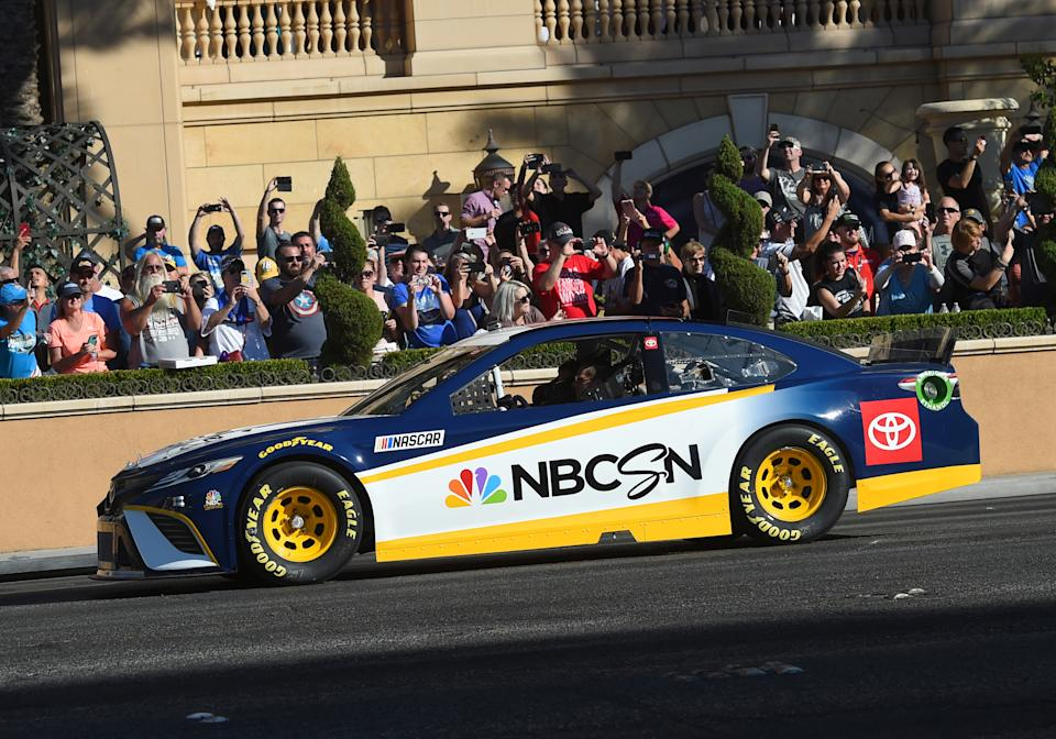 NBCSN will reportedly be shut down by the end of the year. (Photo by Chris Williams/Icon Sportswire via Getty Images)