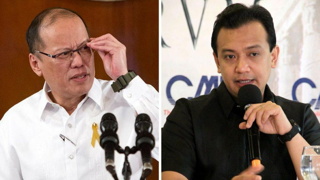 """<p>  MANILA — The Office of the Ombudsman has absolved former president Benigno Aquino III and Senator Antonio Trillanes IV of the treason and espionage charges filed against the two. The said criminal complaints are relative to the alleged backchannel talks with China during the past administration over the tension in the West Philippine […]</p> <p>The post <a rel=""""nofollow"""" rel=""""nofollow"""" href=""""https://www.untvweb.com/news/ombudsman-absolves-aquino-trillanes-treason-charges/"""">Ombudsman absolves Aquino, Trillanes of treason charges</a> appeared first on <a rel=""""nofollow"""" rel=""""nofollow"""" href=""""https://www.untvweb.com/news"""">UNTV News</a>.</p>"""