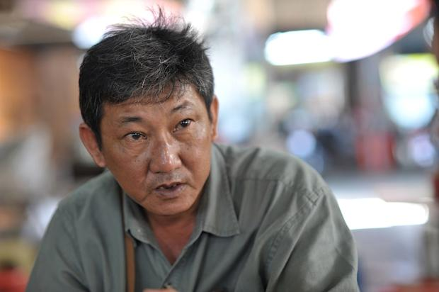 Loh Eng Kim said the Rifle Range flats used to be a popular spot for suicides.
