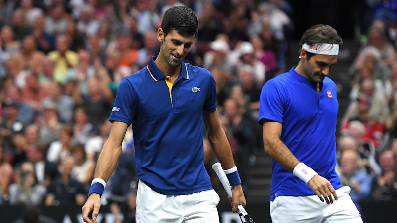 Federer, Zverev lead the way as Team Europe retain Laver Cup