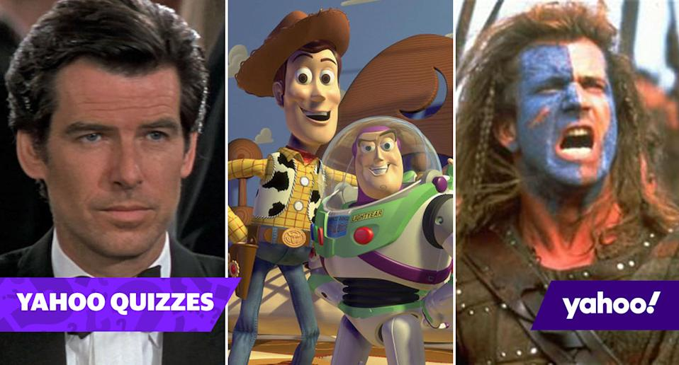 How well do you know the biggest movies of 1995?
