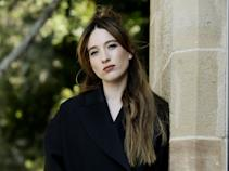Sophie Lowe photo shoot outside Parlour X, Sydney, Australia - 19 Oct 2015