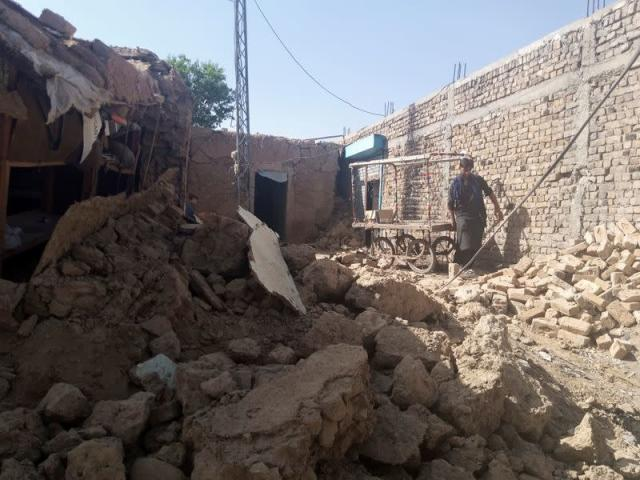 5.7 Earthquake in Pakistan Kills at Least 20 People, Injures Hundreds at Lwast 300