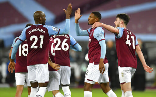 West Ham Beats Wolves 4-0 For First Points Of EPL Season