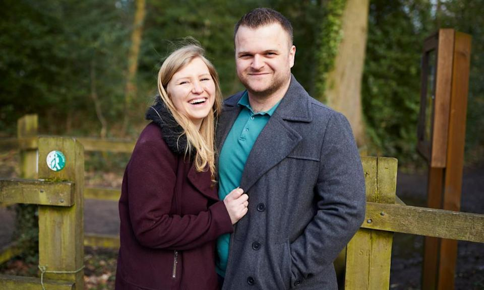 Michelle Walder and Owen Jenkins met on Married at First Sight in 2020.