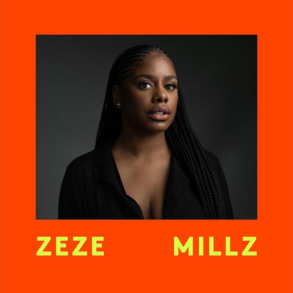 "<strong>Zeze Millz</strong><br><strong>Award-winning and MOBO-nominated digital personality</strong><br><br>""I have been <a href=""https://www.refinery29.com/en-gb/women-of-colour-against-skin-lightening"" rel=""nofollow noopener"" target=""_blank"" data-ylk=""slk:challenging colourism"" class=""link rapid-noclick-resp"">challenging colourism</a> within the Black community. Often when I've spoken about it (in the early days), especially among Black men, they have this thing of it almost being in your head. It's almost like there are other factors as to why it's not colourism. It's gaslighting. But the truth is, the media prefer to uphold <a href=""https://www.refinery29.com/en-gb/2021/01/10266392/kamala-harris-colourism-vp-inauguration-first"" rel=""nofollow noopener"" target=""_blank"" data-ylk=""slk:lighter skinned women over dark-skinned women"" class=""link rapid-noclick-resp"">lighter skinned women over dark-skinned women</a>. <br><br>""Everybody else gets celebrated for just being them, but when it comes to Black women we have to be excellent and it's draining on us to constantly be striving for this thing that isn't always attainable. So I want to see Black women given their flowers for just being normal.""<br>"