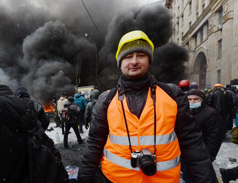 The murder of Arkady Babchenko triggered a huge outpouring of grief among Russia's liberal opposition, with journalists and politicians warning that Kremlin critics had become fair game under President Vladimir Putin