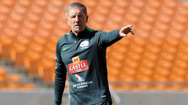 Barkhuizen is targeted by Bafana coach Stuart Baxter to play for the national side