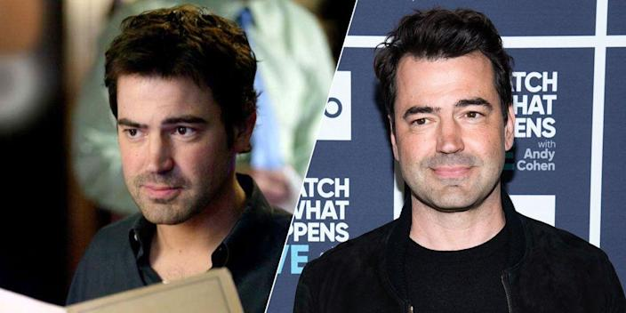 <p>Ron has been everywhere since Berger broke up with Carrie on a Post-it note. He'll never live that one down, but if you care to have a Ron Livingston TV/movie marathon one of these days, consider any of the following: <em>Drinking Buddies</em> (2013) and episodes of <em>Boardwalk Empire</em> (2013), <em>Search Party</em> (2016), <em>Loudermilk</em> (2017), and <em>Tully</em> (2018). </p>