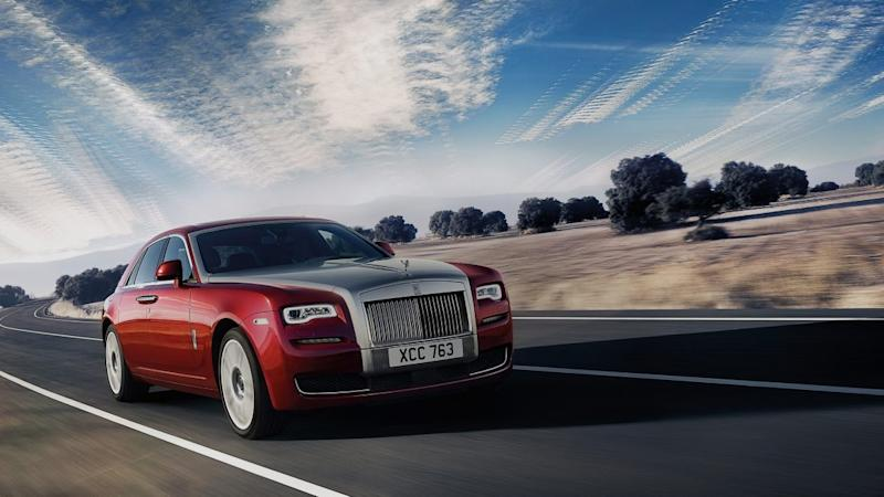 Rolls-Royce does the most Rolls-Royce thing ever, issues recall for just one vehicle